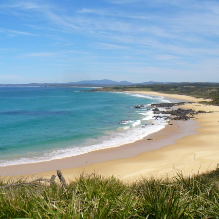 one of our locals beaches